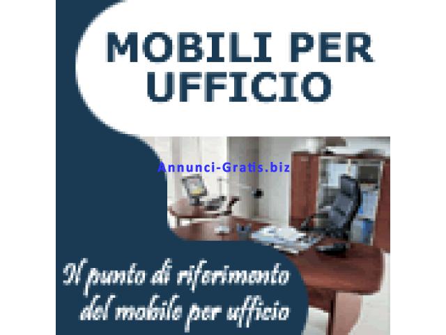 ... il venditore Mobili per ufficio a Roma e nel resto dell'Italia. Roma
