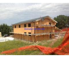 Casa abitabile in lamellare