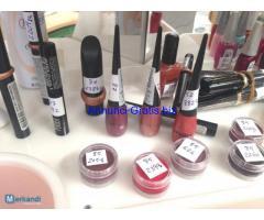 Stock cosmetica europea