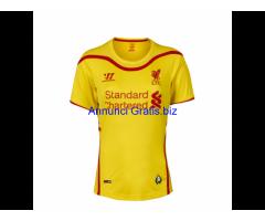 Comprare nuova maglia Liverpool 2015 maglie Donne Online