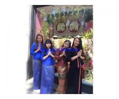 Thailandia terra del Massaggio