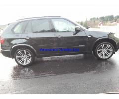 vendere la mia BMW X5 4.0 D 306 HK