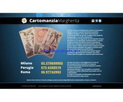 CARTOMANZIA MARGHERITA 0697742903