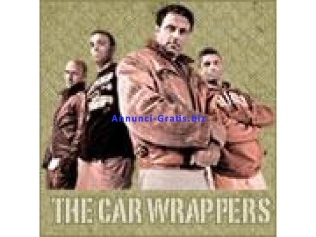The car wrappers personalizzazioni e decorazioni adesive per auto