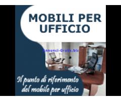 Mobili per ufficio a Roma e nel resto dell'Italia.