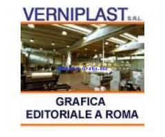 Verniplast grafica editoriale, plastificazione e verniciatura su carta stampata