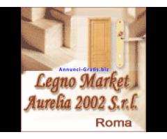 Legno Market Aurelia prodotti adatti per il professionista ed il principiante.