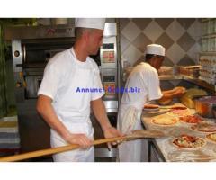 cuoco, aiuto cuoco, cameriere / cameriera, receptionist, driver, guardie
