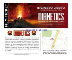 DIANETIICS- PROIEZIONI GRATUITE!