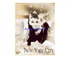 Vendo Quadri con Originali Audrey Hepburn