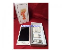 nuovo iphone 6s €370