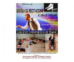 Scuola Recitazione, Figure, Hip Hop, Cinema Adulti e Ragazzi