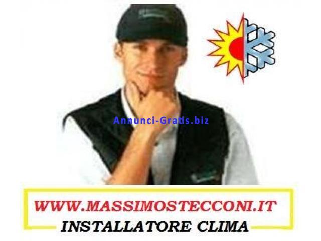 INSTALLAZIONE COSTO PER MONTAGGIO CLIMATIZZATORE A ROMA