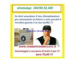 INSTALLATORE CLIMATIZZATORI MASSIMO STECCONI ROMA