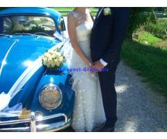 Noleggio MAGGIOLINO -1964- Per Matrimoni, Cerimonie ecc ...