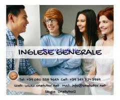 IMPARA INGLESE CON DOCENTE MADRELINGUA