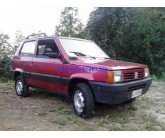 Fiat Panda 4x4 del 1998 Cassonata