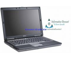 Notebook Dell D630 Core2 T2300 80GB 2GB Ram 14″ Windows 7 Ultimate