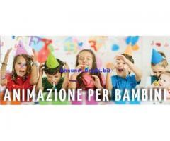 ANIMAZIONE FESTE PER BAMBINI: clown, mago, mangiafuoco...!!!