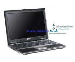 Notebook Dell D420 Core2 U1300 60GB 2GB Ram 12.1″ Windows 7 Ultimate