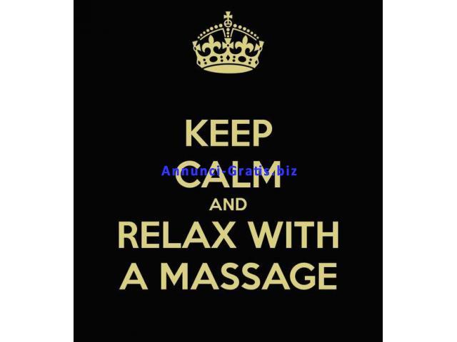 Massaggiatore PERSONALE RISERVATO