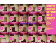 stivali sugar boots impermeabili vintage rari