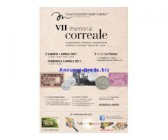VII Memorial Correale - 1/2 Aprile 2017 - Castellammare di Stabia (Napoli)