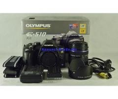 Reflex OLYMPUS E510 con ottica 14-42mm. 3.5/5.6