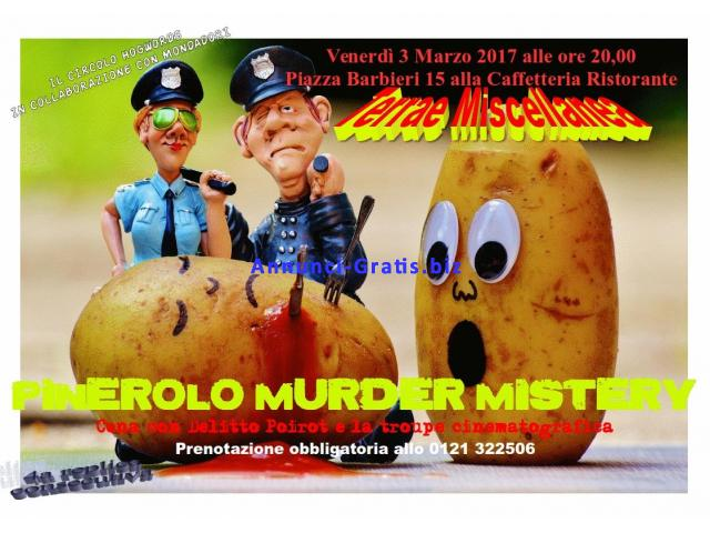 Pinerolo Murder Mistery