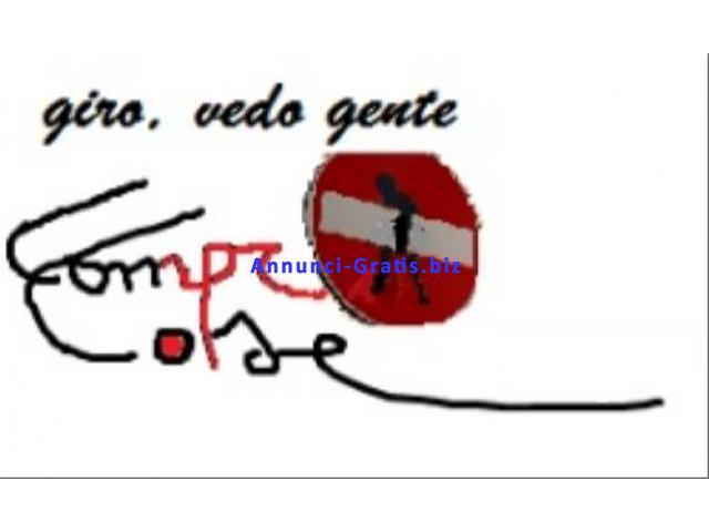 CC ACQUISTO ANTICHITA' E OPERE D'ARTE