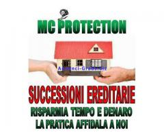 SUCCESSIONI EREDITARIE – MC PROTECTION
