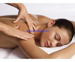 massaggiatore esperto