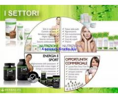 COLLABORA CON HERBALIFE E CREA IL TUO BUSINESS!