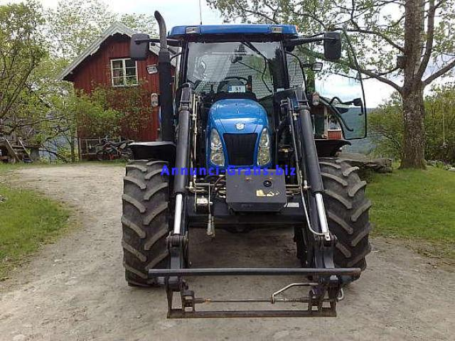 New Holland TS 110 A 2005
