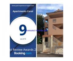 Croazia krk villa coral il apartamento
