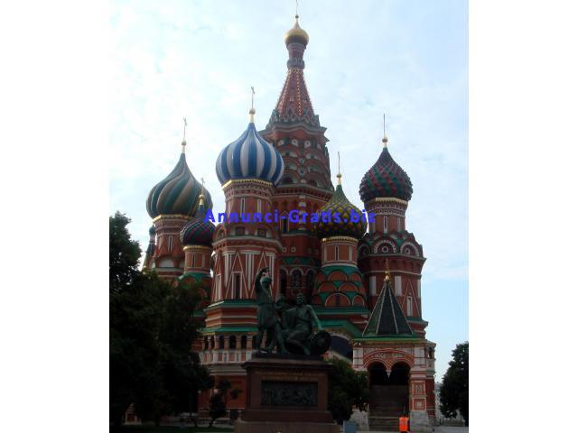 Assistenza commerciale e promozione vendite sul mercato Russo