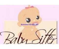 BABY SITTER ITALIANA