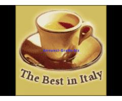 La Casa del Caffè Tazza d'Oro al Pantheon a Roma.