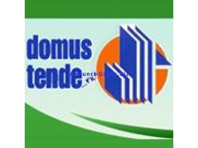 Domus tende fabbrica artigianale di tende per interni e per il sole a Roma.