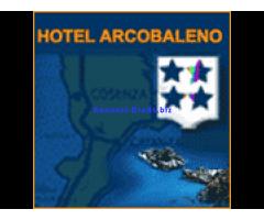 Hotel residence Arcobaleno quattro stelle sul mare di Palmi a Reggio Calabria.