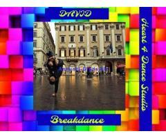 NUOVO CORSO DI BREAK DANCE A ROMA