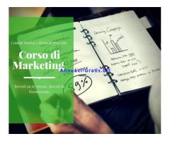 MARKETING PER PROFESSIONISTI - LEZIONE DI PROVA