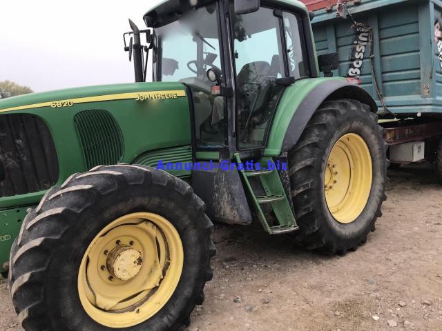 trattore  6820