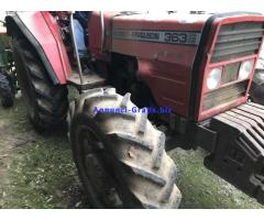 trattore massey fergunson 363