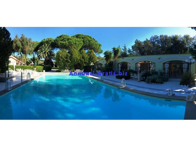 Festeggia i tuoi 18 anni a Villa Marta a Roma!