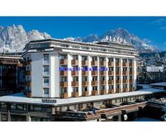 Hotel Alaska **** stelle a Cortina D'Ampezzo (centro)