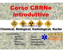 Corso CBRNe - Roma