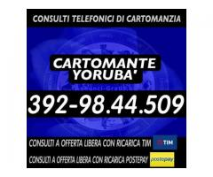 Studio di Cartomanzia Cartomante Yorubà