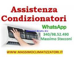 ASSISTENZA CONDIZIONATORI ARDEA MASSIMO STECCONI