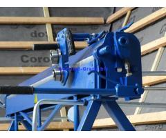 Piegatrice per lamiera ZGR 2140mm/0.8 mm